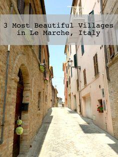 3 Most Beautiful Villages (I Borghi Piu Belli d'Italia) in Le Marche, Italy | BrowsingItaly