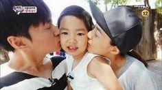 Lee Haru + Tablo + Kang Hye Jeong.