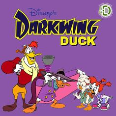 "Want to see the final 39 episodes of DARKWING DUCK on DVD?    Join Open Vault Disney and help us petition Disney Home Entertainment for this and other unreleased Disney classics! Hit the ""share"" button and get your friends to help too!    openvaultdisney.com/"