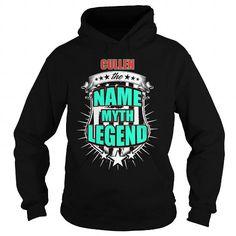 Cool Team CULLEN name myth legend tee shirts Shirts & Tees