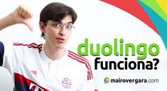 Duolingo funciona? Eficiência no aprendizado de idiomas... | Mairo Vergara