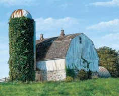 Rollie Brandt / On the Farm / August 2015