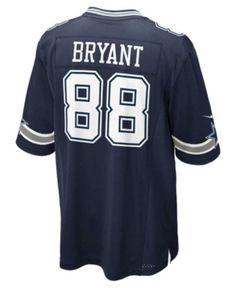 23876e17e Nike Kids' Dez Bryant Dallas Cowboys Game Jersey, Big Boys (8-20) & Reviews  - Sports Fan Shop By Lids - Men - Macy's