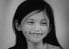 girl from Vietnam graphite Graphite, Over The Years, My Drawings, Vietnam, Art, Graffiti, Art Background, Kunst, Performing Arts
