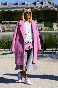 77 Street Style Snaps from Paris Fashion Week Spring 2015
