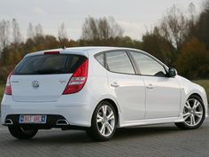 Hyundai i30 ecoSport (FD) '2010