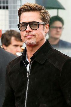 "Brad Pitt has said he is ""very saddened"" by the split. (Photo: Marc Piasecki/WireImage)"