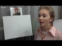 Живопись. Снежные зарисовки. 2-й день онлайн-мероприятия «Живопись. Снежные зарисовки» Татьяна Букреева и Наталья ван дер Смиссен