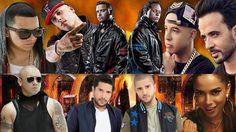 REGGAETON MIX - Daddy Yankee , Maluma Nicky Jam , Luís Fonsi , Enrique I...