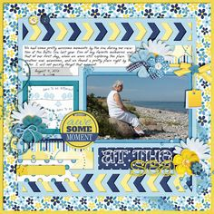 Dare to Be Different by Heather Roselli Template: Halfpack 81 by Cindy Schneider Free with Purchase, Halfpack 81 by Cindy Schneider Font: DJB I Love Me Some Brook by Darcy Baldwin