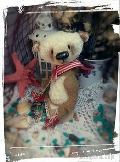 Мишка тедди панда, Тимка морячок