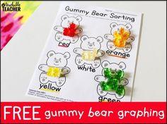 Free Gummy Bear Grap