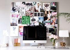 THE EVOLUTION of an Inspiration Pinboard (Four Themes) | Erika Brechtel | Brand Stylist