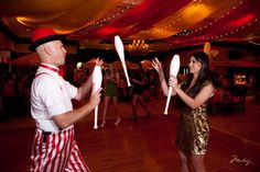Carnival Theme Bar Mitzvah Party Ideas | Photo 1 of 14 | Catch My Party