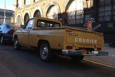 1972 Ford Courier Ford Courier, Ford Trucks, Automobile, Vroom Vroom, Vehicles, 1970s, Japan, Cars, Autos