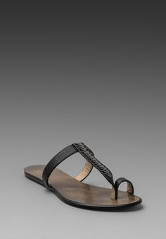 JOES JEANS Katey Sandal in Black at Revolve Clothing - Free Shipping!