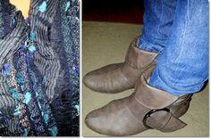 blog v@ LOOKS | por leila diniz: SOBRETUDO + lenço GIGANTE + legging jeans HERING no look do dia | Mensagem de DEUS