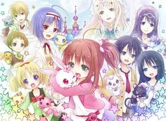 This is jewelpet tinkle season 2 of jewelpet ( anime ) and the most popular of jewelpet