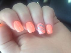 My nails today:)