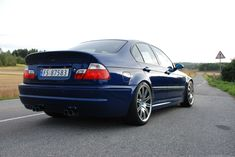 Fully Converted BMW E46 M3 Sedan