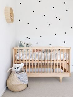 10 Nursery Ideas Youu0027ll Want To Steal. Wall Stickers For Baby ...