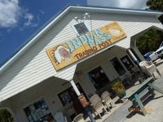Cape San Blas Florida is a quieter vacation on the Florida panhandle. Indian Pass Raw Bar is os visit for a meal. via @FieldTripswSue