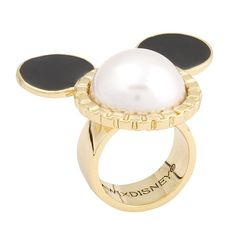 Mawi for Disney Couture Minnie Pearl Ring