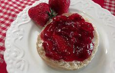 Najlepší domáci jahodový džem bez éčiek, jednoduchý RECEPT Cheesecake, Desserts, Food, Tailgate Desserts, Deserts, Cheesecakes, Essen, Postres, Meals