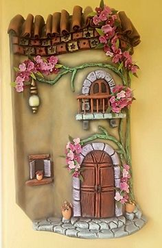 1 million+ Stunning Free Images to Use Anywhere Clay Crafts, Home Crafts, Diy And Crafts, Arts And Crafts, Clay Wall Art, Clay Art, Bottle Art, Bottle Crafts, Handmade Gifts For Boyfriend