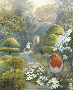 Inga Moore, The Secret Garden