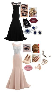 """""""Untitled #59"""" by jediintheimpala on Polyvore featuring Charles by Charles David, Lime Crime, Kobelli, Oscar de la Renta, Bloomingdale's, Blue Nile, Tiffany & Co. and Carbon & Hyde"""