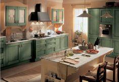 #Haus U0026 Garten 67 Ideen Für Landhausküchen U2013 So Kreieren Sie Ein Charmantes  Ambiente #