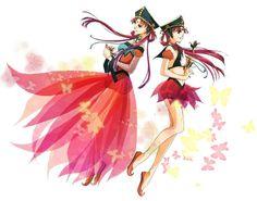 Sailor Moon / Princess Kakyuu