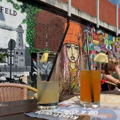 130 Likes, 15 Comments - Minza will Sommer Cafe Restaurant, Graffiti, Cologne Germany, Felder, Alcoholic Drinks, Glass, Instagram Posts, Restaurants, Snack Station