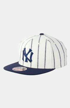 American Needle 'New York Yankees 1921 - 400 Series' Snapback Baseball Cap available at #Nordstrom