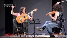Ara Malikian y Juan Francisco Padilla por Manuel de Falla