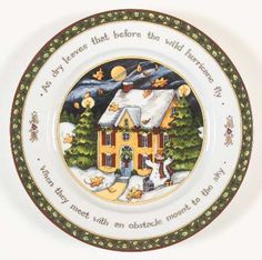 St. Nicholas by Fitz and Floyd China at Replacements, Ltd ...