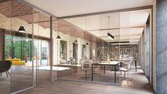Diseño, renders y tour virtual de oficinas