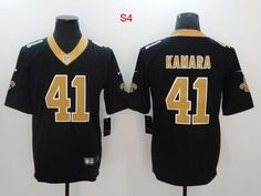 Men 41 Kamara Jersey Football New Orleans Saints Jersey b38c94a87
