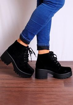 garment image Converse Style, Platform Ankle Boots, Cleats, Lace Up, Ale, 67fdc4595f