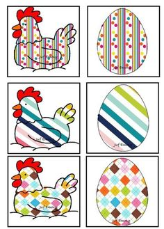E-mail - aline claeys - Outlook Easter Activities For Kids, Easter Games, Preschool Learning Activities, Book Activities, Toddler Activities, Crafts To Make, Crafts For Kids, Chicken Crafts, Diy Ostern