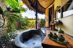 Magnificent Houses - Bali Style * Estilo Bali