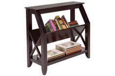 Piedmont Bookshelf Sofa Table - Brook Furniture Rental - www.bfr.com