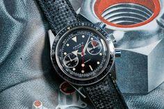 Le Jour vintage chronograph