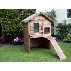 "the ""emily"" outdoor cat house"