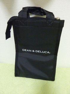 正規店購入★DEAN&DELUCAディーン&デルーカ★クーラーバッグ黒S_画像1