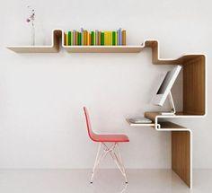 12 bureaux beaux et pratiques pour travailler design - CôtéMaison.fr