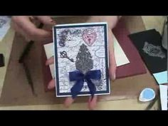 The In's and Out's of Embossing Powders, Stamping & Dies by Scrapbooking Made Simple - YouTube