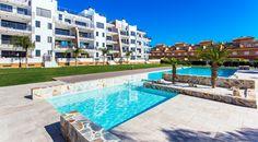RicaMar Homes Real Estate Costa Blanca | 2 Bed  2 Bathroom apartment in Aguamarina - Cabo Roig Outdoor Decor, Life
