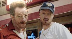 Bryan Cranston & Aaron Paul Reunite In Hilarious Emmys Promo %u2014�Watch